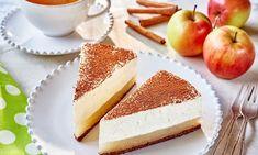 Mascarpone z Musem Jabłkowym - Przepis Vanilla Cake, Cheesecake, Sweets, Food, Mascarpone, Apple Recipes, Gummi Candy, Cheesecakes, Candy