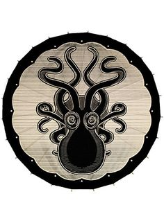 Steampunk  Killer Kraken Octopus Parasol $32.00 AT vintagedancer.com