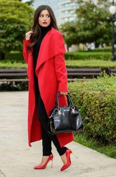 Жени - Есен/Зима   Popolo.RO Duster Coat, Sport, Jackets, Fashion, Down Jackets, Moda, Deporte, Fashion Styles, Sports