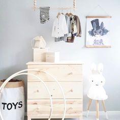 louelle. Nurseries we love. | The perfect balance of playful and practical. . . . . . #louelle #nurserieswelove #interiors #nurseryinspo #nesting #nurserydesign #kidsdecor #ministyle #girlsroom #kidsroom #thatsdarling #kidsinterior  #everydayluxuryforchildren