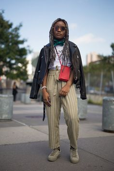 All The Glorious Street Style Looks From New York Fashion Week Todd Snyder, Brown Girl, New York Street, Street Style Looks, New York Fashion, Hugo Boss, Fashion Brands, Nice Dresses, Menswear