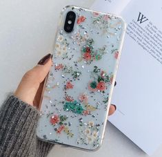 LACK Fashion Gloss Gold Silver Foil Floral Phone Cases For iphone X XS Max XR 6 7 8 Plus Camellia Flowers Case Back Cover - For or Styl - Products - Phoneaccessories 2020 Cases Iphone 6, Diy Phone Case, Iphone 7, Vintage Phone Case, Phone Covers, Cute Cases, Cute Phone Cases, Amazing Phone Cases, Cheap Phone Cases