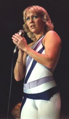 Agnetha from ABBA
