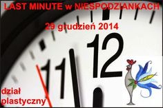 N I E S P O D Z I A N K I: last minute 2014 !!!