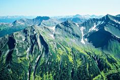 Media Gallery | Nisga'a Lisims Government Mountains A spectacular aerial view of mountain ranges in Nisga'a territory.