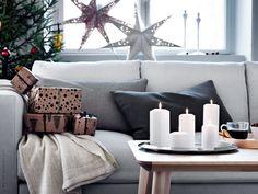 Årets mest stämningsfulla dagar står för dörren. Försök hitta tid att vara tillsammans! Julen handlar om att umgås och bara koppla av. Vi gör plats för mysiga stunder i soffan NORSBORG!