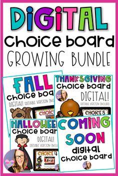 Classroom Resources, Math Resources, Elementary Teacher, Teacher Pay Teachers, Kwanzaa, Hanukkah, First Grade, Second Grade, Choice Boards