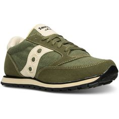 saucony jazz brown