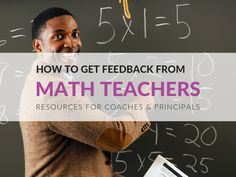 Math Survey Questions for Teachers – Evaluation Forms for Principals and Coaches Teacher Evaluation, Evaluation Form, Survey Questions, Math Teacher, Coaches, Teacher Resources, Mathematics, How To Get, School