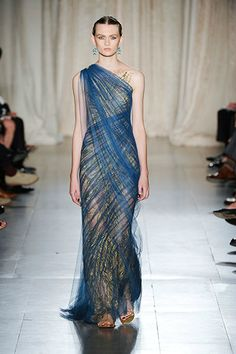 Indian inspired gown by Marchesa
