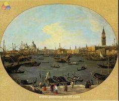 Venice of campo santi apostoli