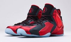 Nike Lil' Penny Posite – University Red / Black