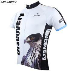 PALADINO new cool summer men Cycling Jersey clothing short sleeve Bike Shirt team Sportswear shirt roupa ciclismo Eagle shirts