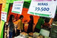 Il Pollaio delle News: Prezzi agevolati, in Jakarta, per il Ramadan