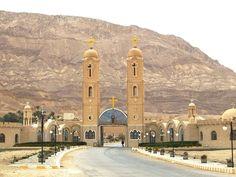 The Monastery of Saint Anthony & St Paul's Monastery , Ain Sukhna, Egypt - African Encounters Blog