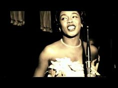 Sarah Vaughan ft Clifford Brown - It's Crazy (1954)