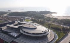There's a building in China shaped like Star Trek's USS Enterprise A Chinese tech company has modelled its headquarters on the USS Enterprise from the Star Trek sci-fi series