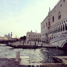 Afternoon in Venice & Palazzo Ducale