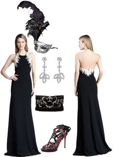 What To Wear Save Venice Black And White Ball