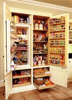 Super storage cupboard by The Secret Drawer
