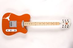 UT guitar by Moniker Guitars. Design yours at http://monikerguitars.com