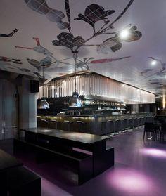 Hospitality Design : Club Mash by Ippolito Fleitz