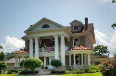Historic Houses of Charleston, WV