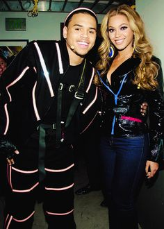 Beyoncé & Chris Brown