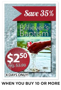 Discounts coupon codes and deals for rose publishing books and new baptism pamphlet fandeluxe Images