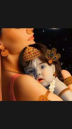 Radha Krishna Songs, Krishna Flute, Baby Krishna, Cute Krishna, Lord Krishna Images, Radha Krishna Pictures, Radha Krishna Photo, Krishna Art, Lord Shiva Statue