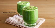Super green & vibrant Popeye Smoothie with cucumber spinach apple & ginger. It will load you up with goodness first thing in the morning! Cucumber Detox Water, Cucumber Smoothie, Smoothie Detox, Raspberry Smoothie, Juice Smoothie, Healthy Smoothies, Healthy Drinks, Smoothie Recipes, Healthy Smoothie Recipes