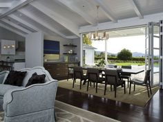 modern home081 Inspiring Wine Country Home Renovation in California
