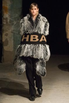 Hood by Air - Fall 2015 Ready-to-Wear