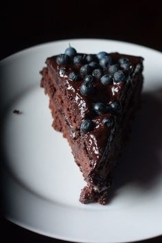 Gateau au chocolat sans gluten vegan