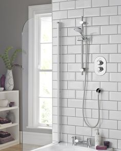 Bristan Artisan Thermostatic Recessed Shower Valve with Evo Accessories Kit