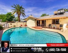Tempe Home For Sale - 2533 E Hermosa Dr Tempe Arizona - Listed by Top Real Estate Agents The Ryan Whyte Team at REMAX Infinity 480-726-7000 #tempe #realestate #homes #ryanwhyteteam