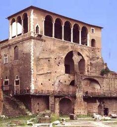 Roma ♠  Casa dei cavalieri di Rodi