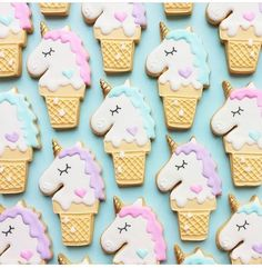 Unicorn cookies                                                                                                                                                                                 Más