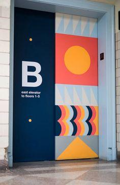 Smith & Diction - Branding & Design Studio Wayfinding Signage, Signage Design, Typography Design, Office Signage, Web Banner Design, Web Design, Prop Design, Design Firms, Design Model