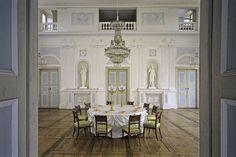 Saal von Schloss Favorite Ludwigsburg