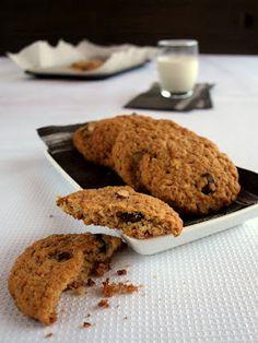 Keksz Blog: Zabpelyhes mogyorós nagyon ropogós keksz