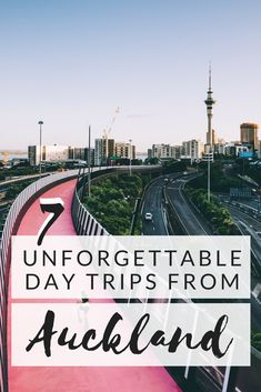 7 Day Trips from Auckland | Pack Your Passport