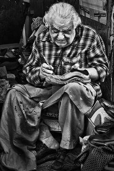 shoe maker   Flickr - Photo Sharing!