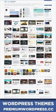 Free and Premium WordPress Themes : premiumwordpress.cc/