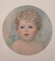 Painter and illustrator Bessie Pease Gutmann