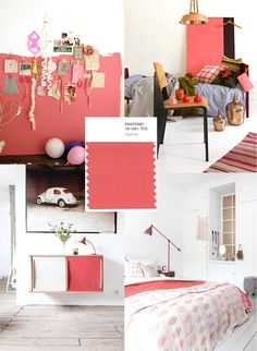 Pantone New Spring 2014 Color : Cayenne | and More Neybers... - French By Design