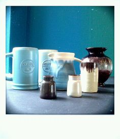 Vintage ceramics nu Zaansch Faam
