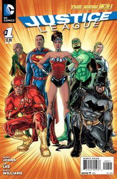 Racebent Justice League ...s | urban bohemian