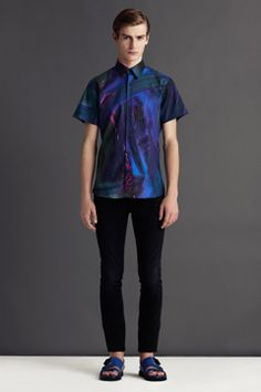 Christopher Kane Spring 2013 Menswear Collection on Style.com: Complete Collection