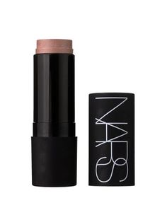 #49 NARS THE MULTIPLE IN COPACABANA  Shimmery, pearly shade contours cheek- and brow bones and creates an ethereal glow. Season after season, we catch makeup artists using this backstage at fashion shows.
